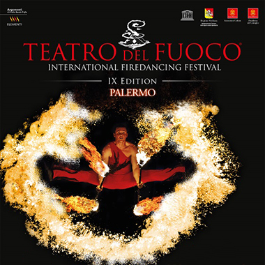 Teatro del Fuoco International Firedancing Festival