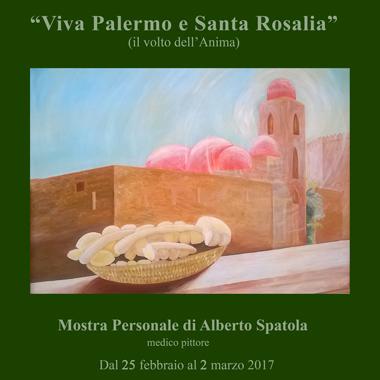 Mostra personale di Alberto Spatola