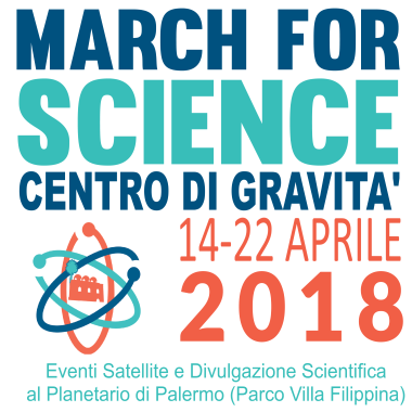 March for Science Palermo