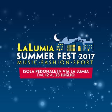Live Music - La Lumia Summer Fest 2017