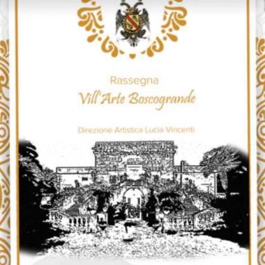 Inaugurazione Vill'Arte Boscogrande