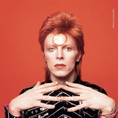 Immagine - Heroes - Bowie by Sukita