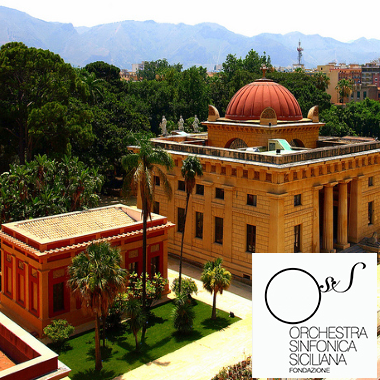 Orchestra Sinfonica Siciliana - concerto all'Orto Botanico