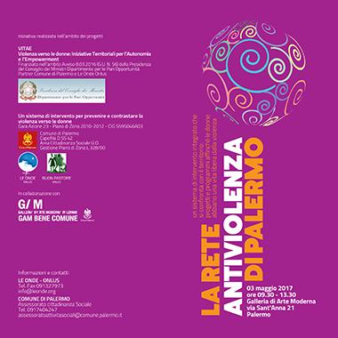 La rete antiviolenza di Palermo