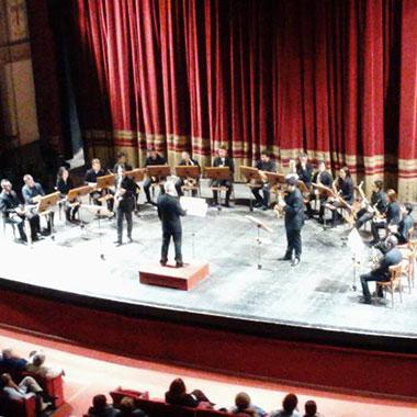Balarm Sax Orchestra