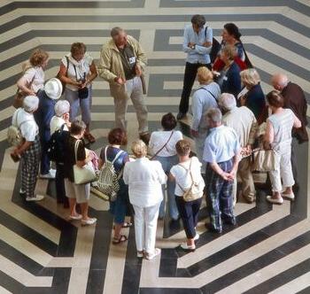 Le guide turistiche diventano