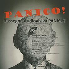 Retrospettiva audiovisiva 'Panico!'