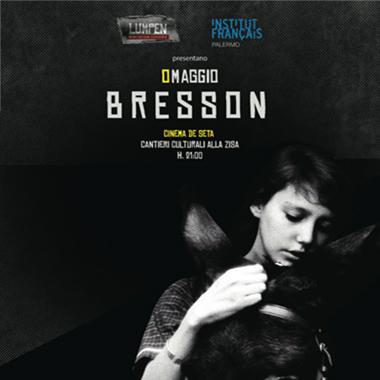 Omaggio a Robert Bresson