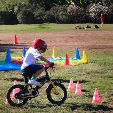 Scuola di Ciclismo in VI Circoscrizione