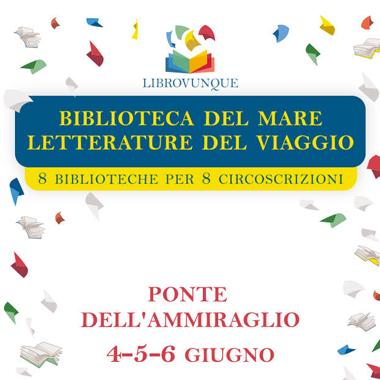 Librovunque -  Al via il secondo appuntamento in piazza Scaffa dal 4 al 6 giugno