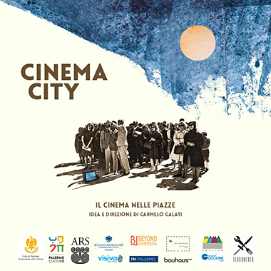 Cinema City Palermo 2019 - Il cinema nelle piazze