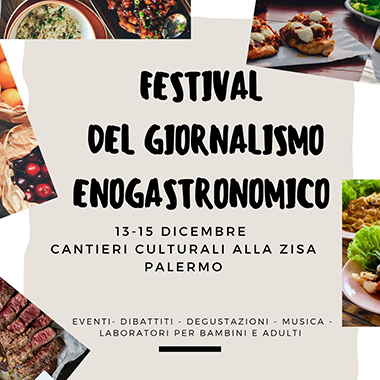 Festival del Giornalismo Enogastronomico