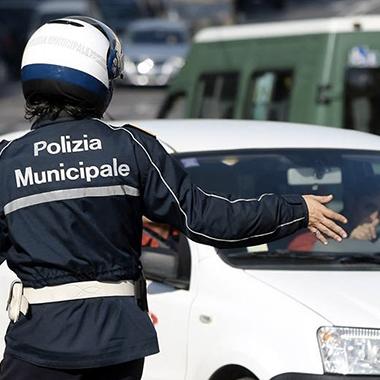 Polizia municipale. Fermato e sanzionato pregiudicato sottoposto a misura sorveglianza speciale