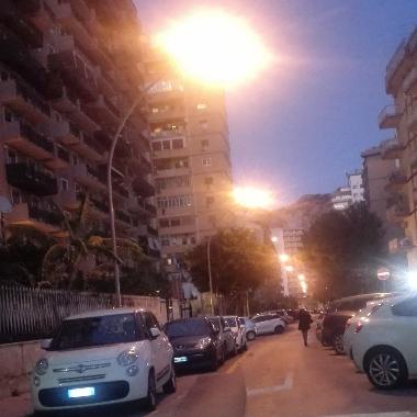 Illuminazione - Riattivata cabina svincolo Oreto dopo furto di rame, lavori in zona Trinacria-Valdemone