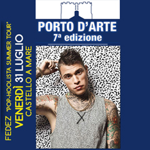 Fedez - POP-HOOLISTA summer tour
