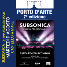Subsonica - In una foresta tour