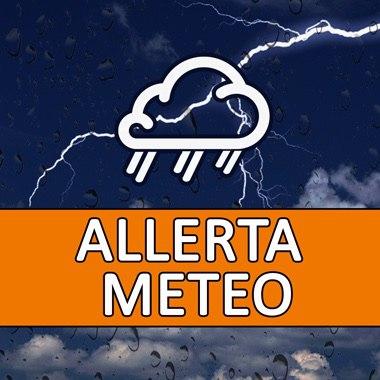 Allerta Meteo Arancione. Avviso del 11 novembre 2019