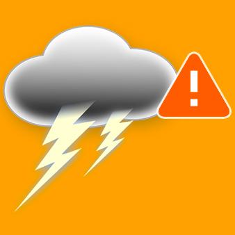 Meteo - Domani, domenica 13 dicembre allerta arancione