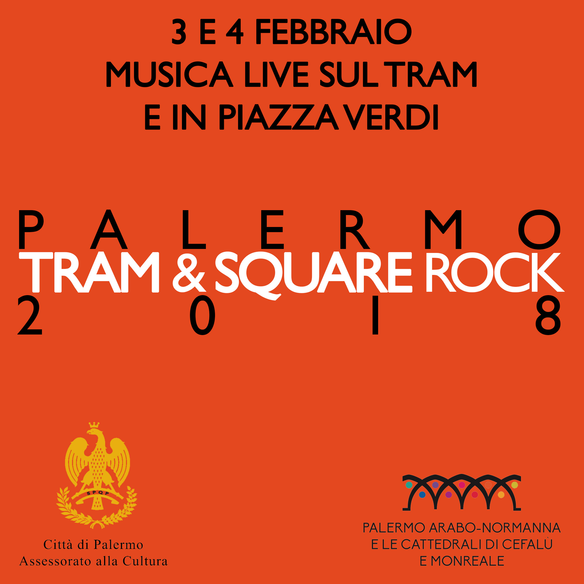 Palermo tram   square Rock 2018 e Otis Redding Tribute Show 11128a1a464