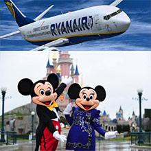 Selezioni RyanAir e Disney
