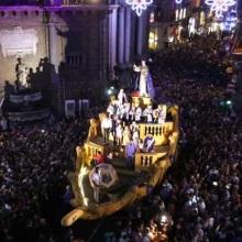 Il 391° Festino di Santa Rosalia