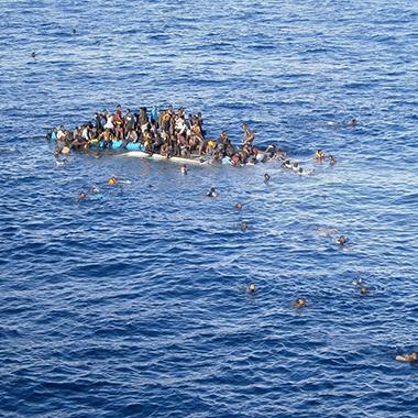 Sindaco: Palermo ancora una volta piange per i migranti vittime del Mediterraneo