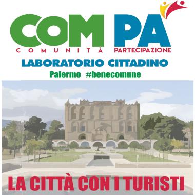 Laboratorio Cittadino - La città con i turisti