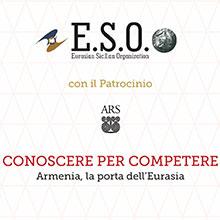 Convegno-Conoscere per competere: Armenia, la porta dell'Eurasia