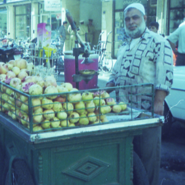 La mia Siria a Palermo