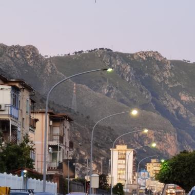 AMG Ripristino illuminazione zona Ausonia-Val di Mazara domani intervento di manutenzione straordinaria