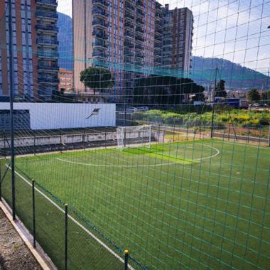 Utilizzo spazi a fasce orarie Impianto Sportivo Comunale Polivalente di Bonagia - Periodo Aprile-Agosto 2021