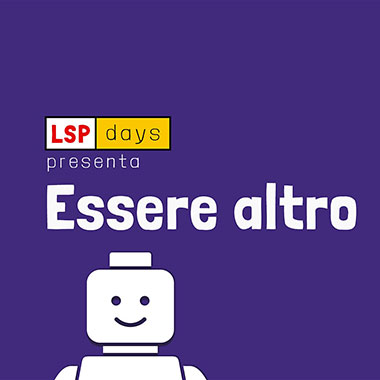 LSP days - Workshop LEGO SERIOUS PLAY:ESSERE ALTRO