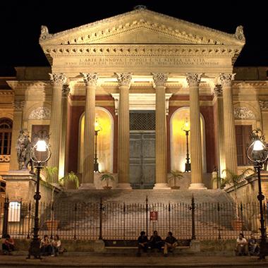 Manifestazione di interesse per il servizio di verifica strutturale dei parapetti dei palchi della sala spettacoli e delle scale di emergenza del Teatro Massimo