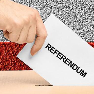 Referendum 2020 - Cabine destinate alle persone non deambulanti in tutti i seggi