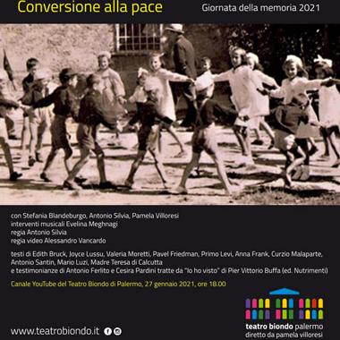 Immagine - Conversione alla pace