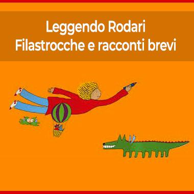 Immagine - Leggendo Rodari - Filastrocche e racconti brevi