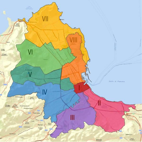 Chiusura locali della IV Circoscrizione