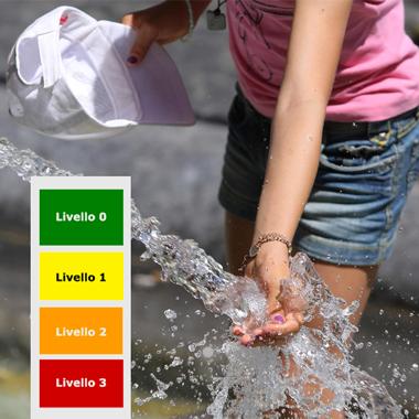 Ondate di calore ? Sabato 27 e domenica 28 luglio a Palermo