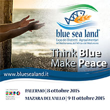 Acque di Pace: Think Blue and create the future