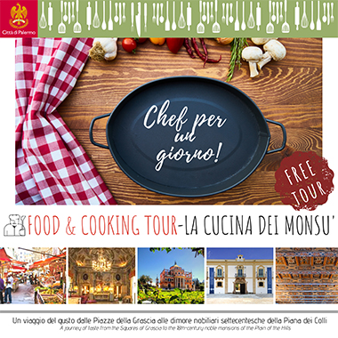 Immagine - Food and cooking tour - La cucina dei Monsù