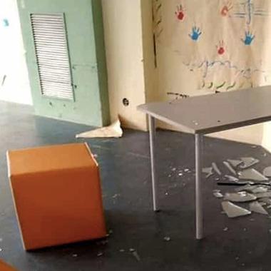Zen - Orlando Abitanti prendano le distanze da chi danneggia la scuola e i bambini del quartiere