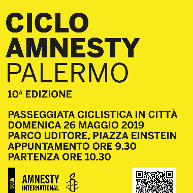 CicloAmnesty 2019