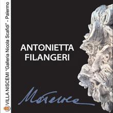 Mostra personale di Antonietta Filangeri