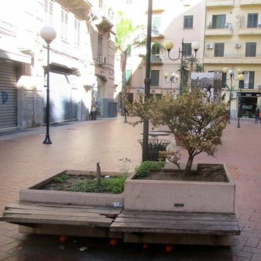 Piazzetta Bagnasco - Terminati lavori di manutenzione e sistemazione