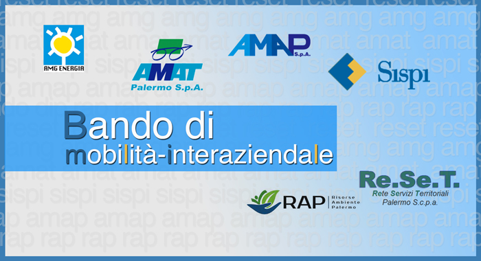 Mobilità Interaziendale  Partecipate del Comune di Palermo