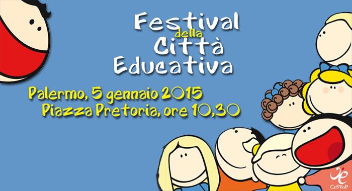 Un Patto educativo per la Città di Palermo