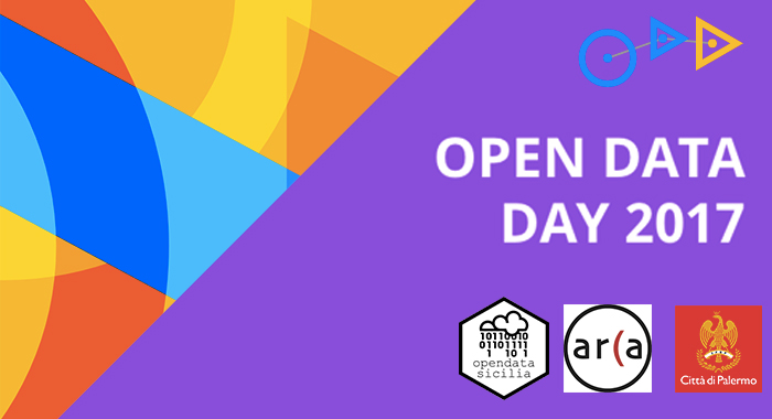 Open data day, sabato 4 marzo 2017 presso il Consorzio ARCA