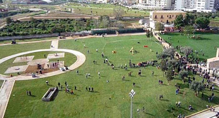 Parco Cassarà, completati i rilievi ambientali nella
