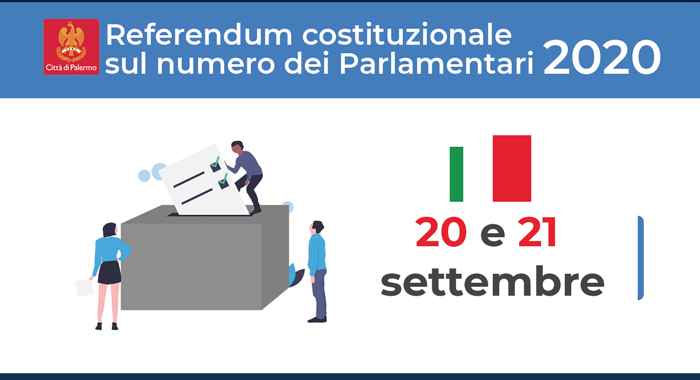 Il portale delle Elezionidel Comune di Palermo
