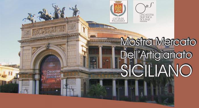 Mostra dedicata all'artigianato siciliano